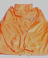 Куртка оранжевая с логотипом CZ