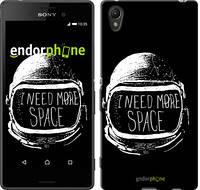 "Чехол на Sony Xperia Z3+ Dual E6533 I need more space ""2877u-165"""