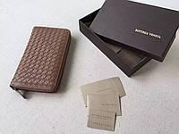Женский кошелек Bottega Veneta, фото 1