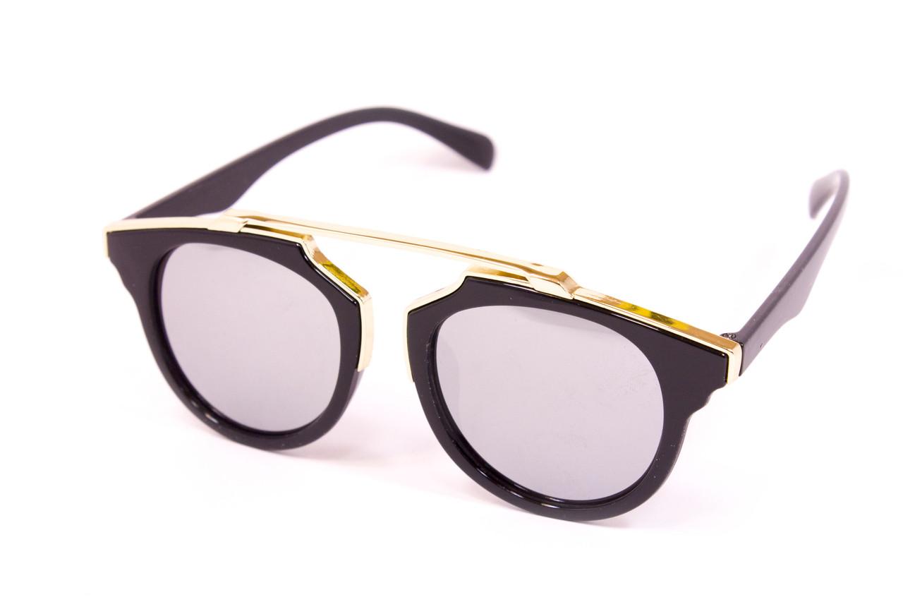 Солнцезащитные круглые очки (5005-140)