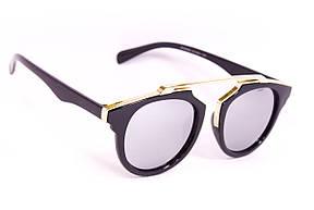 Солнцезащитные круглые очки (5005-140), фото 2