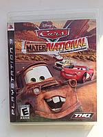 Видео игра Cars (PS3)