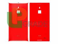 Задняя крышка Nokia 1520 Lumia (RM-938), красная, оригинал (Китай)