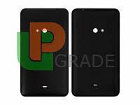 Задняя крышка Nokia 625 Lumia, черная