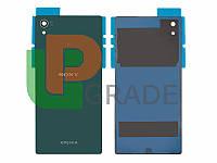 Задняя крышка Sony E6603 Xperia Z5/E6633/E6653/E6683, зеленая, оригинал (Китай)