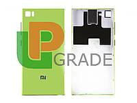 Задняя крышка Xiaomi Mi3, серая, TD-SCDMA/GSM