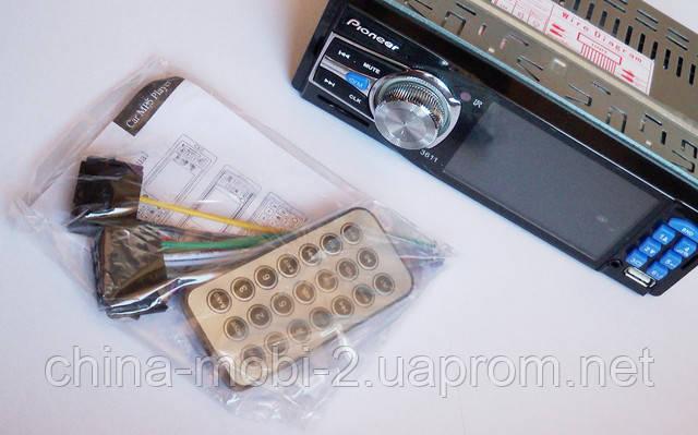 Без дисковая магнитола бренда Pioneer 3611 экран 3.6