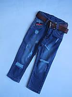 Детские джинсы для мальчика от 1 до 5 лет ALTUN