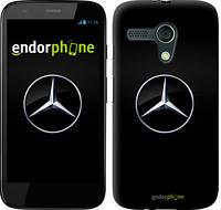 "Чехол на Motorola Moto G Mercedes Benz 1 ""974u-366"""