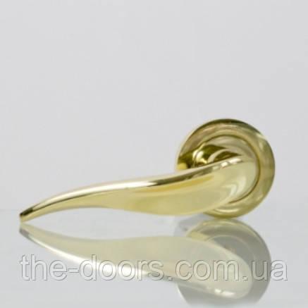 Ручка дверная NS A55067-PB / золото