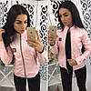 Куртка Moshino женская модная из кож зама разные цвета Gol103