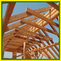 Стропила сосновые для крыши 50*120 мм
