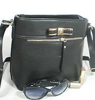 Стильная удобная женская вместительная сумочка-клатч в дорогу