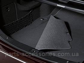 Двусторонний коврик в багажник Mercedes ML GLE W166 2012-17 Новый Оригинальный