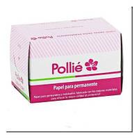 Бумага для химической завивки 1000 листов, Pollie, Испания
