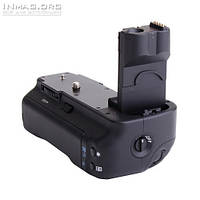 Батарейный блок BG-E2N для Canon 20D, 30D, 40D, 50D + ДУ Canon RC-6.