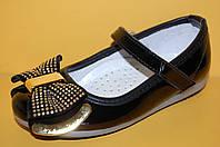 Детские кожаные туфли ТМ Bistfor код 79702 размеры 25-31