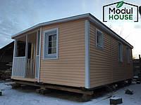 Быстровозводимые модульные дома, Дом из модульных блоков модульные
