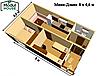 Быстровозводимые модульные дома, Дом из модульных блоков модульные, фото 9