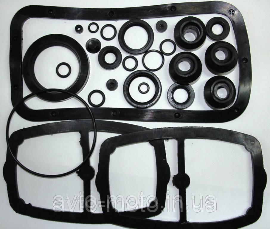 Набор сальников двигателя мотоцикла Мт полный