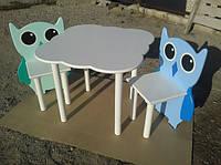 Комплект стол + 2 стула