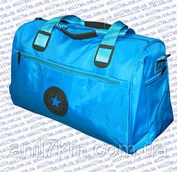 Спортивно-дорожная  сумка средних размеров