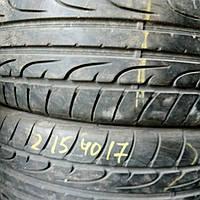 215 40 R17 Dunlop sp sport maxx