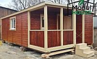 Модульные дома для круглогодичного проживания под ключ, Модульные дома из блок контейнеров