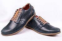Мужские кожаные туфли Levis