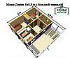 Модульный дом с доставкой и установкой, Модульные дома в Украине, фото 8