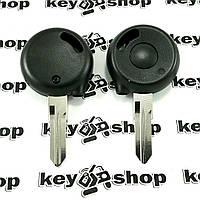 Корпус авто ключа для Renault (Рено) 1 - кнопка, лезвие VAC102