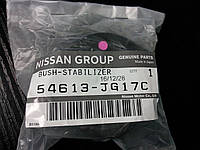 Втулка заднего стабилизатора оригинальная Nissan QASHQAI, X-Trail