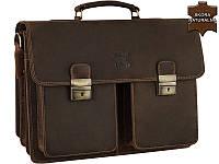 Мужская сумка портфель ALWAYS WILD КОЖА A4 ПОЛЬША