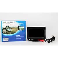 Дисплей LCD 4.3'' для двух камер 043