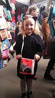 Любимая клиентка интернет магазина МальваОпт - Лина с сумочкой Маленькая принцесса!