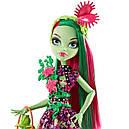 Кукла Monster High Венера МакФлайтрап Venus Mc Flytrap Вечеринка Монстров Монстер Хай, фото 5