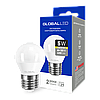 "Лампа светодиодная  1-GBL-3000-27 G45 5Вт ""GLOBAL"""