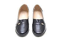 Туфли женские черные классические