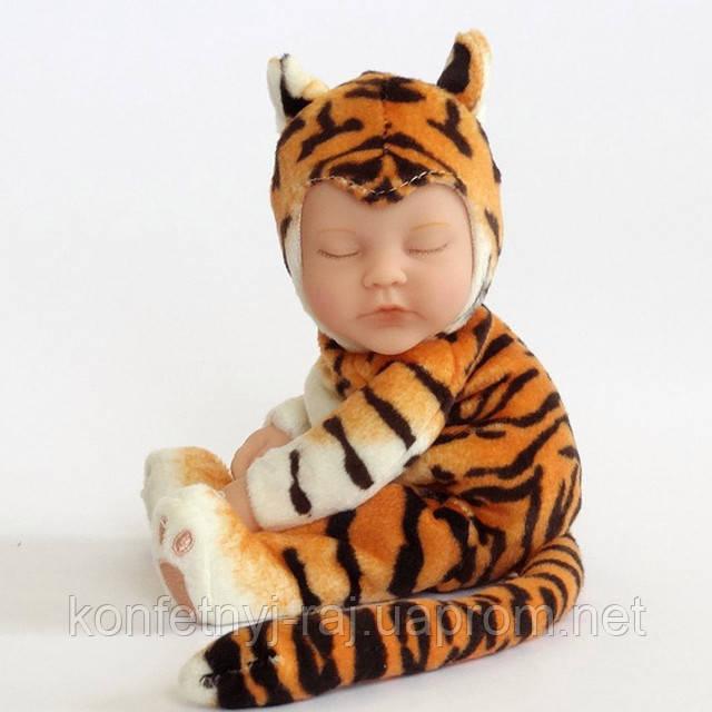 Кукла тигр Анны Геддес