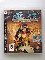 Видео игра Genji (PS3)