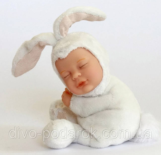 Кукла малыш-зайчик Анны Геддес
