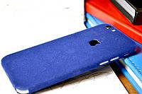 "Виниловая наклейка ""Синий бархат"" Iphone 6 / 6S (0,89 mm)"