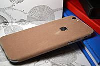"Виниловая наклейка ""Бежевый бархат"" Iphone 6 / 6S (0,89 mm)"
