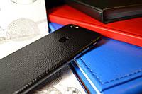 """Виниловая наклейка """"Чёрная кожа"""" Iphone 6 / 6S (0,17 mm)"""