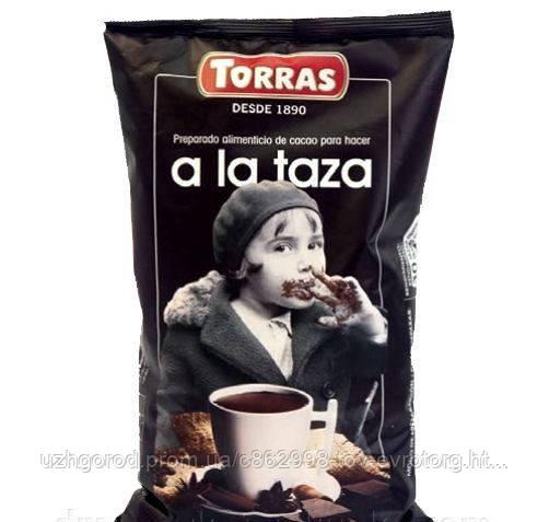Шоколад горячий Torras a la taza 1000 гр.