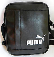 Мессенджер PUMA, сумка на плече пума