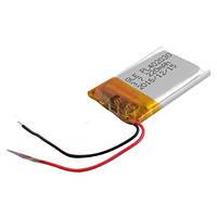Аккумулятор 220 мА литий-полимерный 3,7V (4*20*30мм)