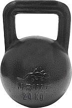 Гиря чугунная Newt 24 кг