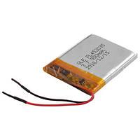 Аккумулятор 550 мА литий-полимерный 3,7V (4,5*30*35мм)