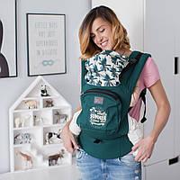 "Эрго Рюкзак ""Флорида"" слинг переноска Лав & Кери Air Хлопок 100% Love Baby Carriers ерго cлiнг sling"